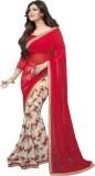 Wama Fashion Printed Fashion Georgette S...
