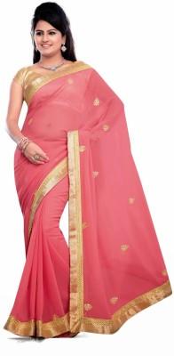 Nakhrali Designer Saree Embriodered Bollywood Tissue Sari