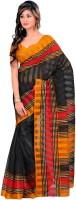 Shree Vaishnavi Printed, Self Design Bollywood Handloom Cotton Linen Blend Sari best price on Flipkart @ Rs. 735