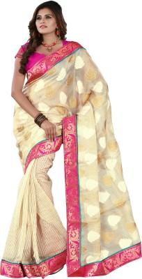 ItS Banii Woven Banarasi Handloom Banarasi Silk Sari