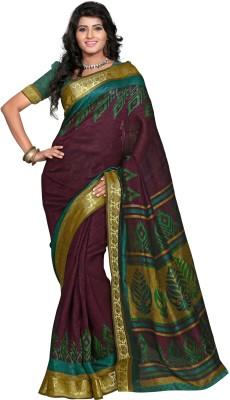 Morli Self Design Daily Wear Art Silk Sari