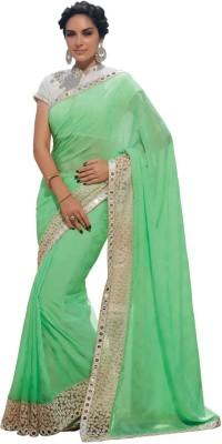 Heart & Soul Embriodered Fashion Jacquard Sari