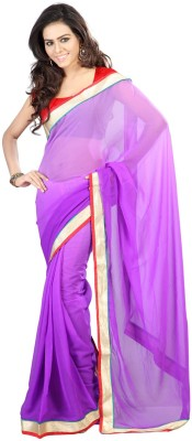 Florence Embriodered Fashion Synthetic Chiffon Sari
