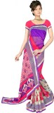 MannMohh Printed Daily Wear Georgette Sa...