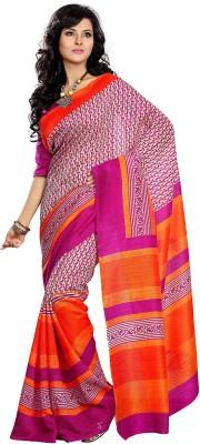Vibes Printed Fashion Cotton Sari