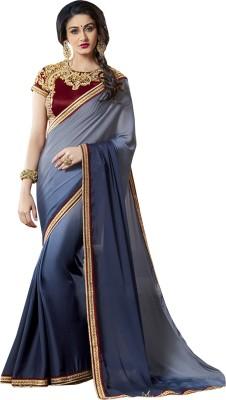 Lovelylook Embriodered Fashion Georgette Sari