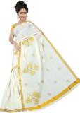 BrindavanSilks Applique Fashion Cotton S...