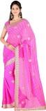 Chandra Silk Mills Self Design Bollywood...