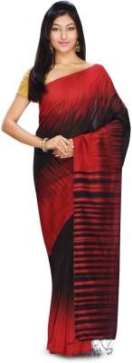 Rudrakshhh Embroidered Jamdani Handloom Silk Cotton Blend Saree(Multicolor) at flipkart