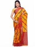 Rajnandini Printed Bandhani Cotton Saree...