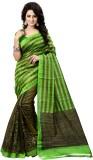 Krishnaamfashion Printed Bhagalpuri Silk...