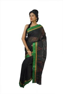 Rudrakshhh Dhakai Woven Jamdani Handloom Cotton Sari