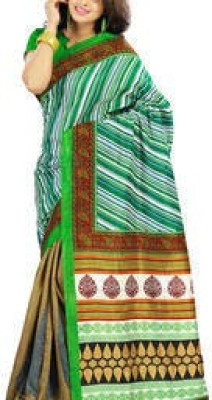 arvm sarees Applique Bollywood Banarasi Silk Sari