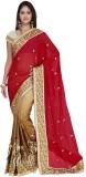 MANJULAFEB Embellished Bollywood Georget...