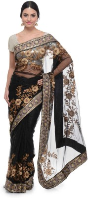 Aarohii Embriodered Bollywood Net Sari