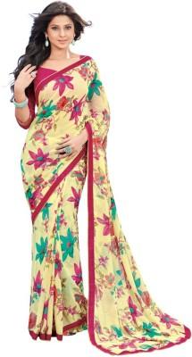 Vipul Printed Daily Wear Chiffon Sari