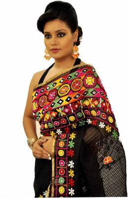 Dhaarona Style Boutique Embriodered, Self Design Fashion Handloom Chanderi, Kota Sari