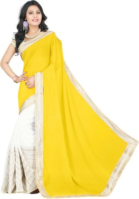 Rashmi Creation Embriodered Bollywood Georgette Sari