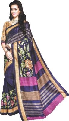 Banjaraindia Woven Fashion Art Silk Sari