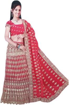 Suvida Embriodered, Embellished Bollywood Georgette Sari