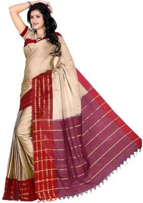 Harsh Sarees Plain Venkatagiri Cotton Sari