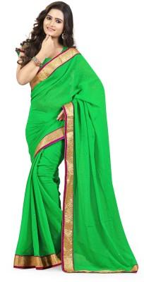 Livaaz Printed Berhampuri Chiffon Sari