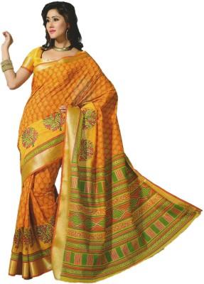 Nidhi Collection Embriodered Fashion Cotton Sari