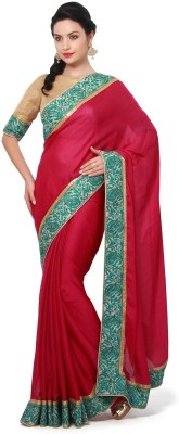 Kalki Self Design Fashion Georgette Sari