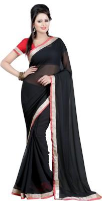 Majestic Silk Printed Fashion Chiffon Sari