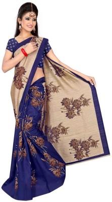 Sarovar Sarees Printed Fashion Art Silk Sari