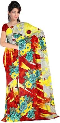 Premium Fashion Printed Daily Wear Synthetic Sari