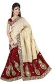Shree Shyam Silk Embroidered Chanderi Ch...