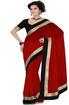 Shyam Creations Printed Assam Silk Handloom Art Silk Sari