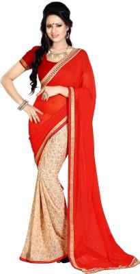Hasti Urmilla Printed Fashion Georgette Sari