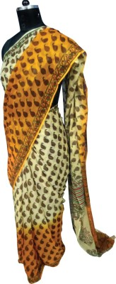Rujula Paisley Fashion Georgette Sari
