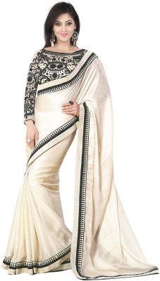 Krishna Embriodered Fashion Chiffon Sari