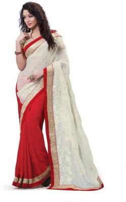 Mahadevi Embellished Bollywood Art Silk Sari