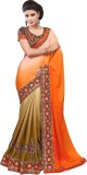 Anoha Embriodered Fashion Georgette Sari