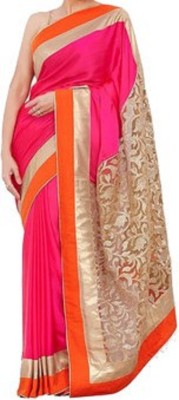 shivansh Embriodered Bollywood Georgette Sari