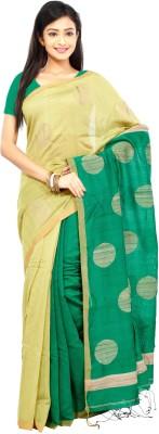 Crochetin Woven Fashion Handloom Silk Sari