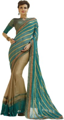 Belletouch Embriodered Fashion Viscose Sari