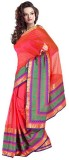 Kataan Bazaar Self Design Banarasi Chand...