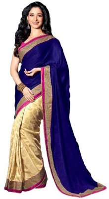 Namrata Fashion Self Design Bollywood Georgette, Chiffon Sari