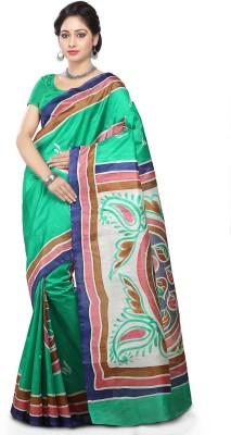 Utsav Fashion Embellished Patola Silk Sari