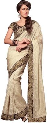 Divy Embriodered Fashion Jacquard Sari