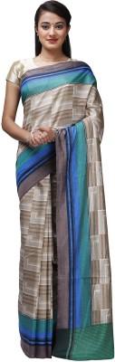 Shloka Woven Banarasi Handloom Poly Silk Sari
