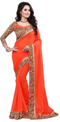 Vini Designer Printed Fashion Lycra Sari