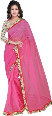 Sarvagny Clothing Floral Print Bollywood Kota Cotton Sari