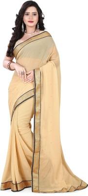 Kryptos Online Embellished Fashion Chiffon Sari