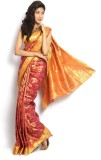 Sudarshan Silks Printed Fashion Art Silk...